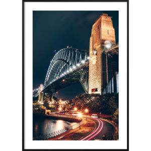 Plakat Sydney Harbour Bridge
