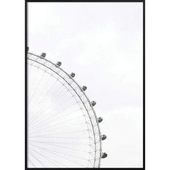london eye plakat