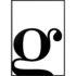 Plakat Litera G
