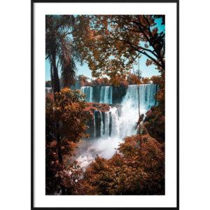 Plakat Wodospad Iguazu
