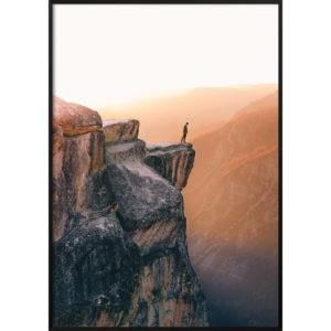 Plakat Yosemite