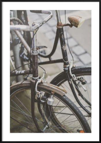plakat rowery