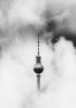czarno-białe zdjęcia berlina