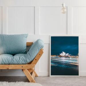 Plakat Sydney Opera House