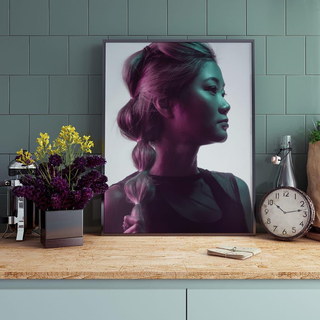 plakaty w kuchni