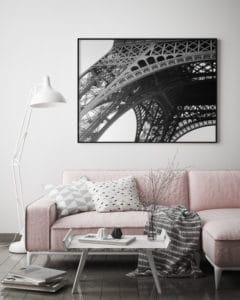 Plakat Wieża Eiffela Paryż