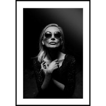 wyjątkowa czarno-biała fotografia