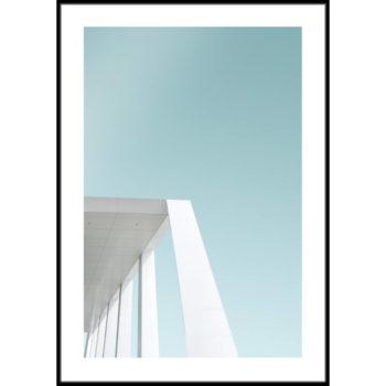 porsty pastelowy plakat