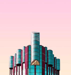 Budynek w Malmo