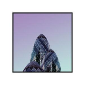 Plakat The Gherkin London
