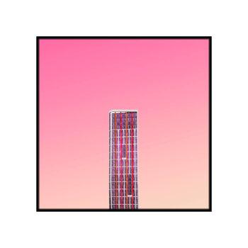 różowe niebo zdjęcia