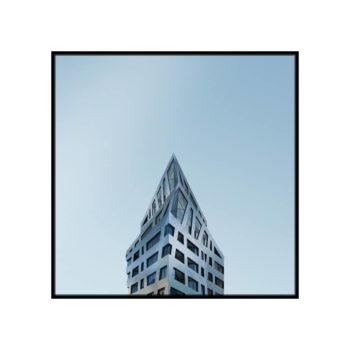 nowoczesna bryła budynku