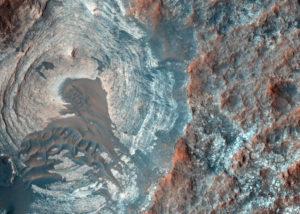 Plakat Mars