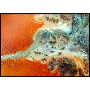 czerwone piaski namibii