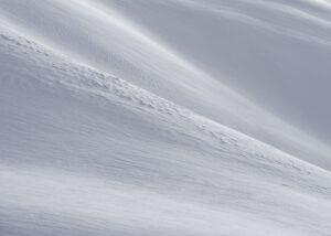 Plakat Śnieg